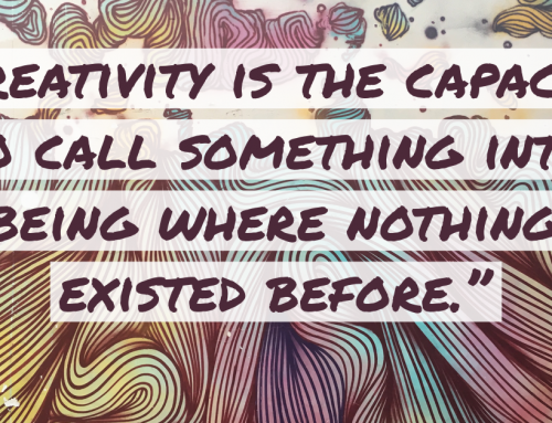Conditions for creativity
