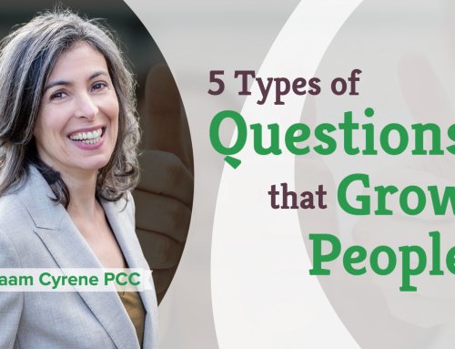 5 Types of Questions that Grow People