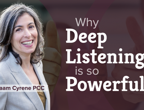 Why deep listening is so powerful