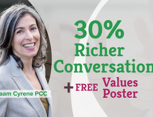 30% Richer Conversations + Free Values Poster (2:38)
