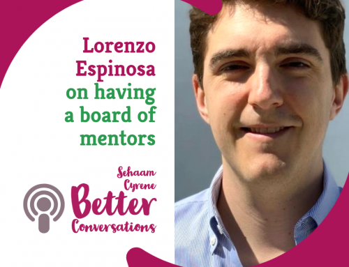 Lorenzo Espinosa on having a board of mentors|BCP023