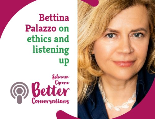 Bettina Palazzo on ethics and listening up | BCP 025